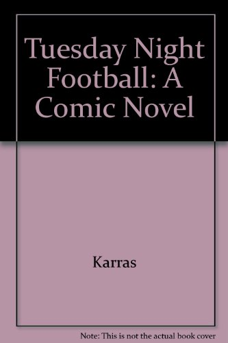 9780517094099: Tuesday Night Football: A Comic Novel