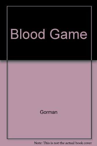 9780517094167: Blood Game