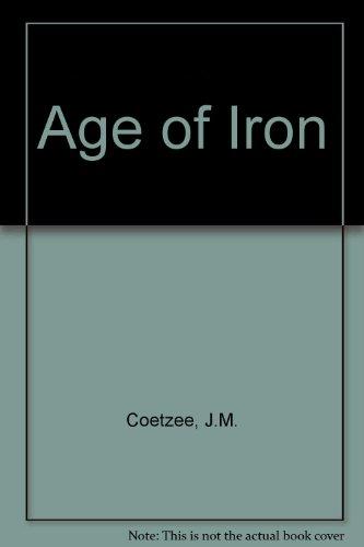 9780517094501: Age of Iron