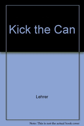 9780517095805: Kick the Can