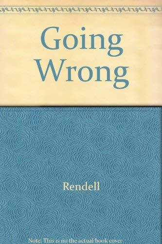 9780517098721: Going Wrong