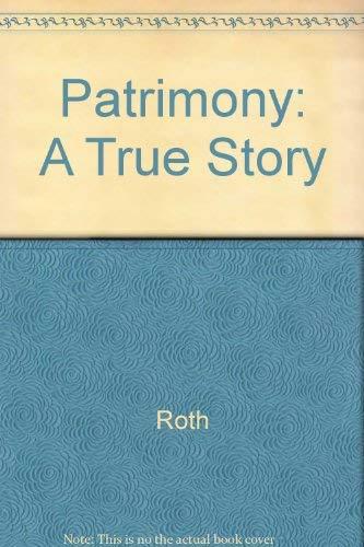 9780517098837: Patrimony: A True Story