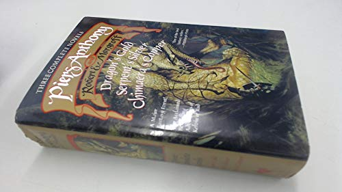 9780517100127: The Adventures of Kelvin of Rud: 3 Novels: Dragon's Gold, Serpent's Silver & Chimaera's Copper
