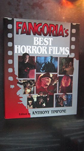 9780517100134: Fangoria's Best Horror Films