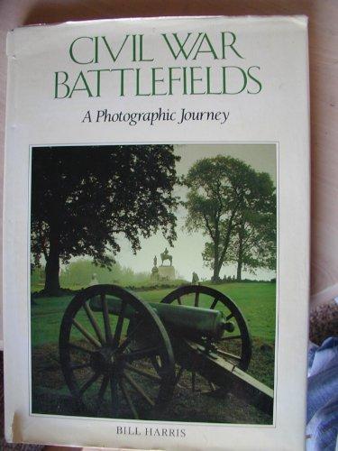 9780517100547: Civil War Battlefields: A Photographic Journey