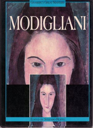 9780517100998: Amedeo Modigliani (Gramercy Great Masters)