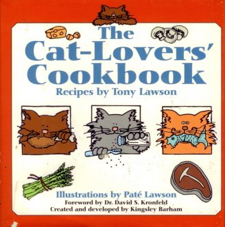 9780517101100: The Cat Lover's Cookbook