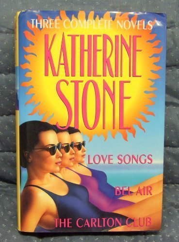 9780517101155: Katherine Stone: Three Complete Novels