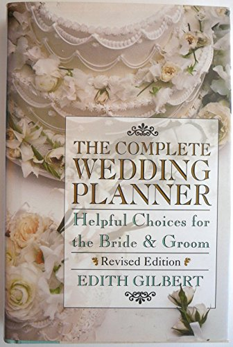 9780517101568: The Complete Wedding Planner