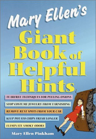 9780517101797: Mary Ellen's Giant Book of Helpful Hints: Three Books in One