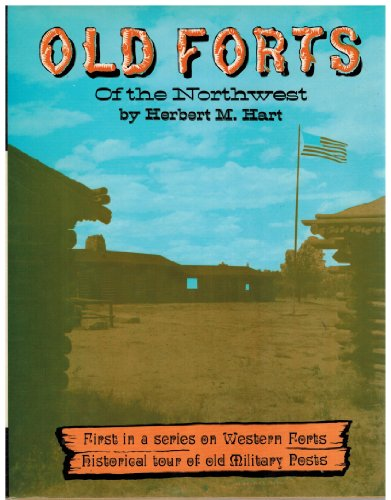 9780517101834: Old Forts of the Northwest