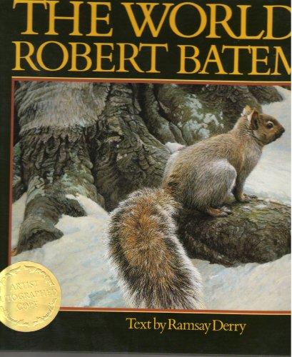 9780517102275: The World of Robert Bateman