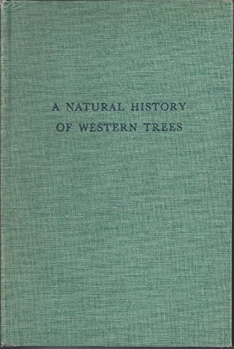9780517102626: A Natural History of Western Trees