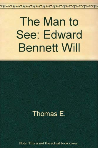 9780517104286: The Man to See: Edward Bennett Williams