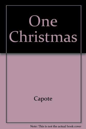 9780517105450: One Christmas