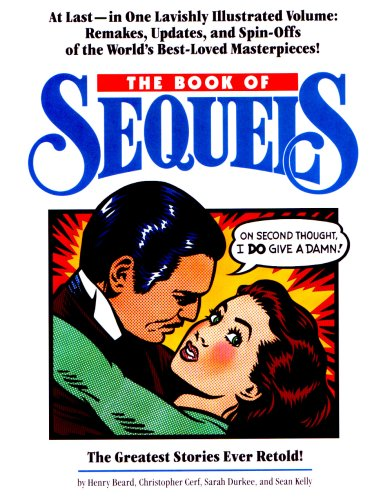9780517105474: The Book of Sequels