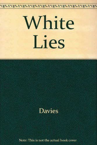 9780517107898: White Lies by Davies, Nick