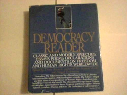 9780517109243: The Democracy Reader