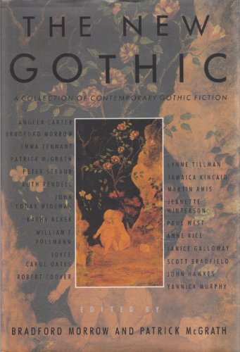The New Gothic (0517109565) by Bradford Morrow