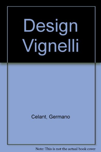 9780517111635: Design Vignelli