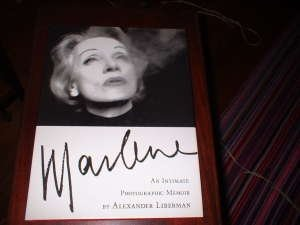 Marlene: An Intimate Photographic Memoir (0517112248) by Alexander Liberman