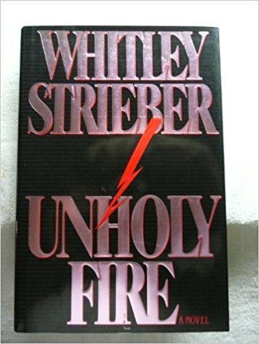 9780517112465: Unholy Fire