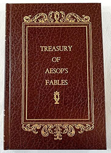 9780517113219: Treasury of Aesop's Fables