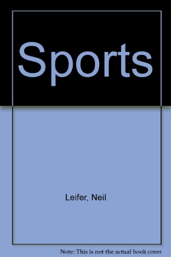 Sports (0517114674) by Neil Leifer