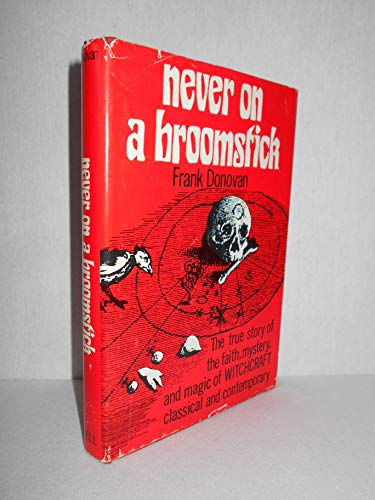 9780517114803: Never on a Broomstick