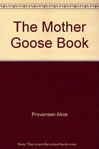 9780517115916: The Mother Goose Book