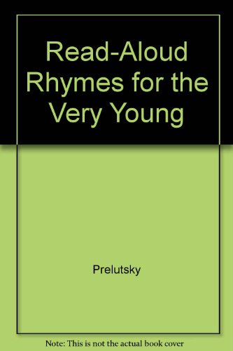 9780517115947: Read-Aloud Rhymes for the Very Young