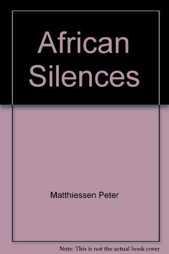 9780517116982: African Silences