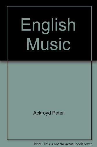 9780517117712: English Music