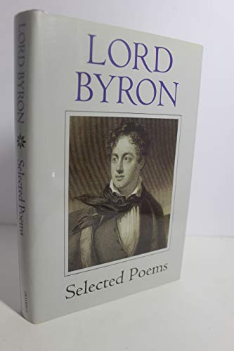 9780517118320: Lord Byron (Great Poets)