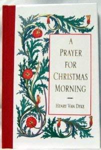 9780517118337: A Prayer for Christmas Morning