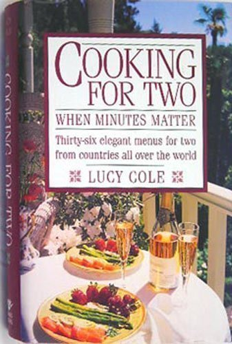 9780517118795: Cooking for Two When Minutes Matter