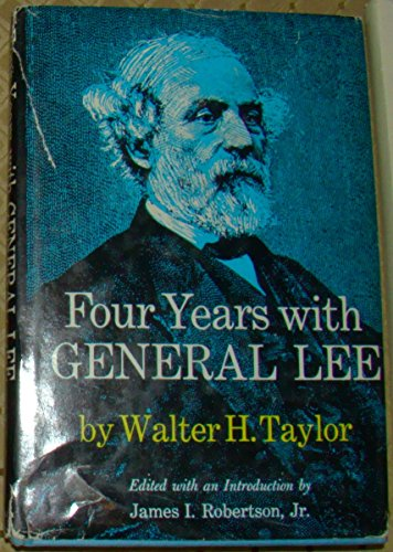 9780517118849: Four Years with General Lee