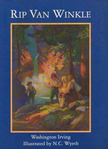 Rip Van Winkle: Washington Irving; Illustrator-N.C.