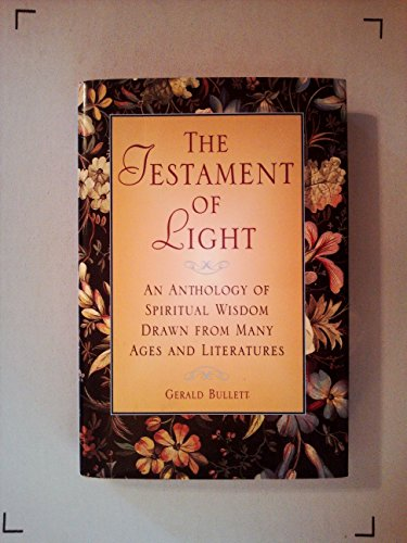 9780517119860: The Testament of Light