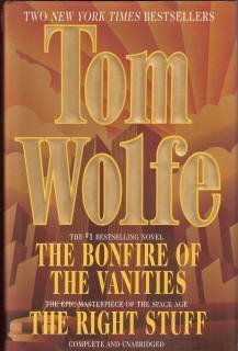 The Bonfire of The Vanities & The: Wolfe, Tom