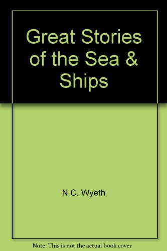 9780517122655: Great Stories of the Sea & Ships