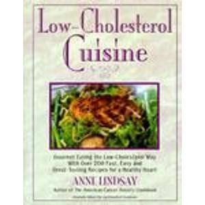 Low Cholesterol Cuisine (0517123290) by Lindsay, Anne