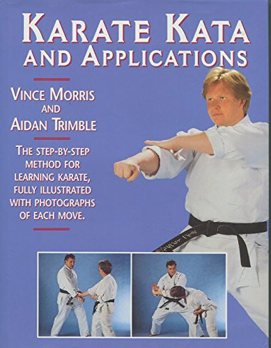 9780517123508: Karate Kata and Applications