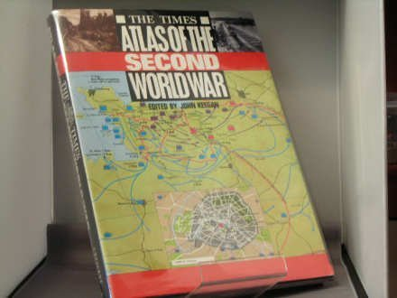 9780517123775: Times Atlas of the Second World War