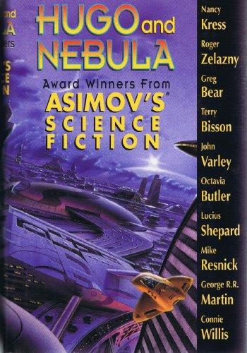 9780517124109: Asimov's Science Fiction: Hugo & Nebula Award Winning Stories