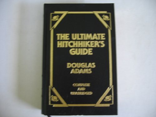 Hitchhikers Guide to the Galaxy: The Ultimate Hitchhikers Guide