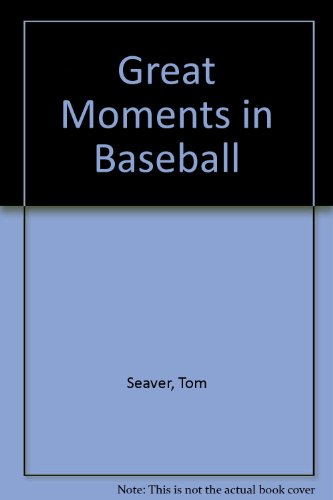 9780517126011: Great Moments in Baseball