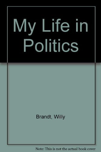 9780517126080: My Life in Politics