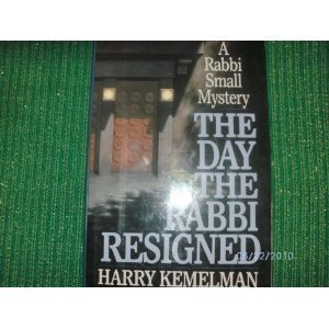 9780517128480: The Day the Rabbi Resigned