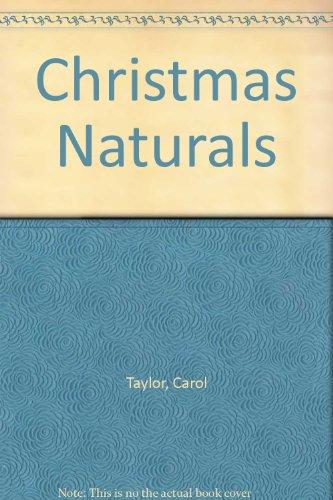 9780517129289: Christmas Naturals